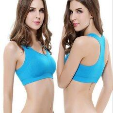 7a2c2b6b6c Women Sport Bra Running gym bra No rims Breathable shockproof Yoga quick  dry Fitness Underwear Vest