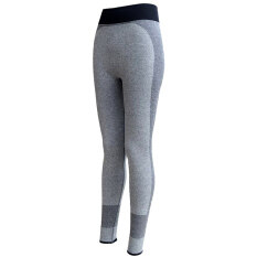 7ae79f710d6a3 Women Yoga Sports Pants Elastic Wicking Force Exercise Tights Female Sports  Elastic Fitness Running Trousers Slim