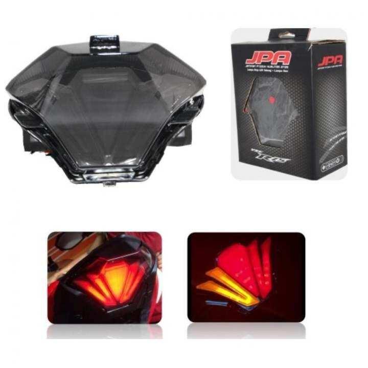Bulb Led Y15zr: Yamaha Y15ZR Rear Lamp With Signal LED