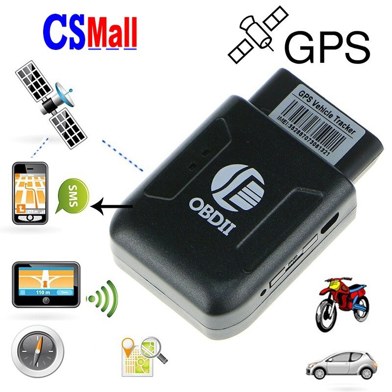 Secret Tracking Device For Car >> Obd Ii Car Vehicle Truck Gps Realtime Tracker Spy Tracking