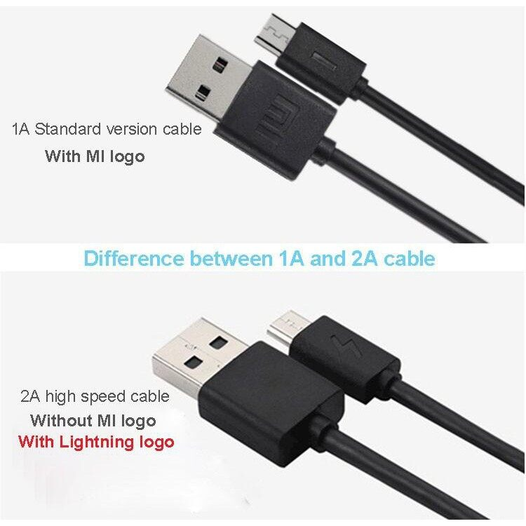1.2M Quick Charging: The short USB line can reduce the internal resistance ,which makes the output up to 2A Compatible with: All Xiaomi mobil phone and All ...