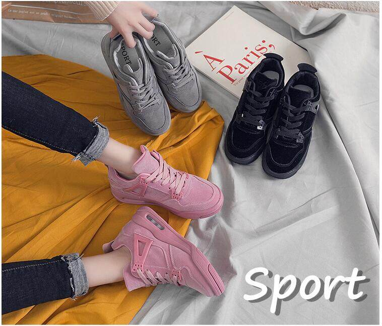 AS Fashion Sneakers for women Large Code Breathable Travel Running Shoes  Casual Sports Shoes