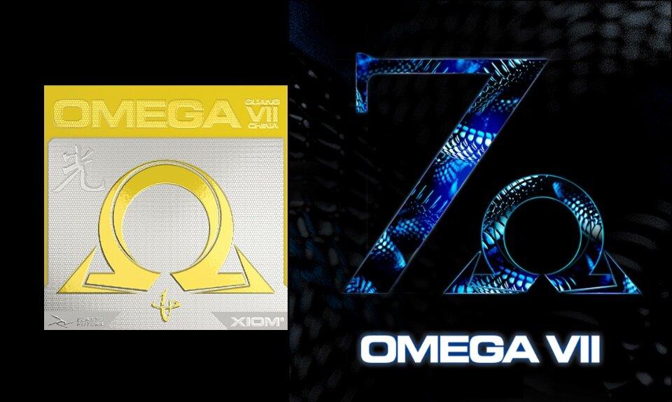 Xiom Omega 7 China Guang Rubber 2.1 | Lazada