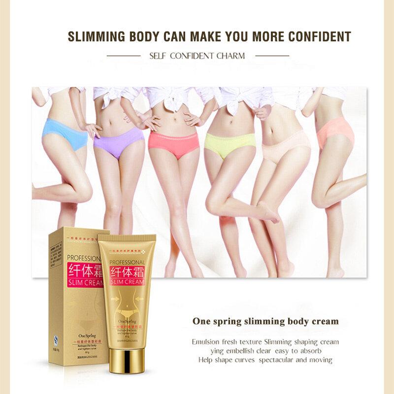 100 Original Slimming Cream Women Fat Burning Weight Losing Body Slimming Cream 60g By One Spring
