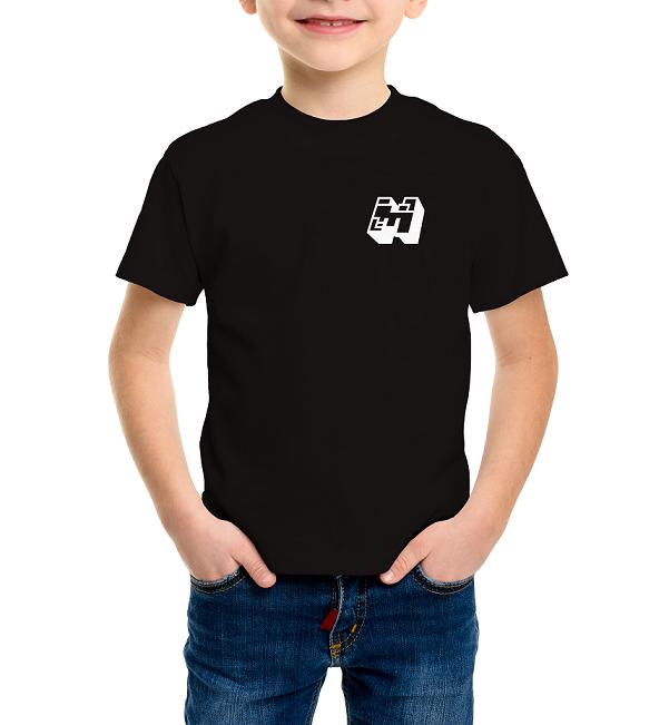 Minecraft Batch Kids T Shirt