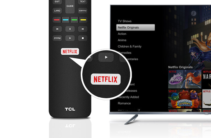 TCL 50 Inch 4K UHD Smart LED TV 50P6US - HDR / Dolby Audio / Netflix /  Youtube / APP Store / HDMI / USB / WiFi