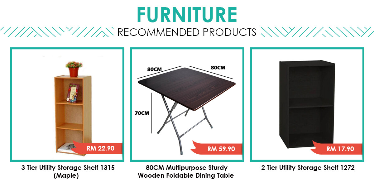 NaVa 3 Tier Utility Shelf 1010: Buy sell online Hall Stands