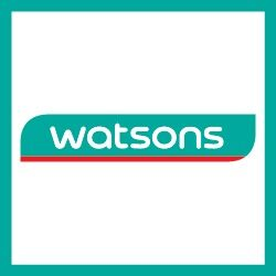 Watsons : RM20 off, minimum spend RM120, on selected products only