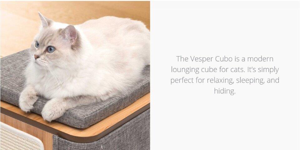 Catit Vesper Cubo Stone