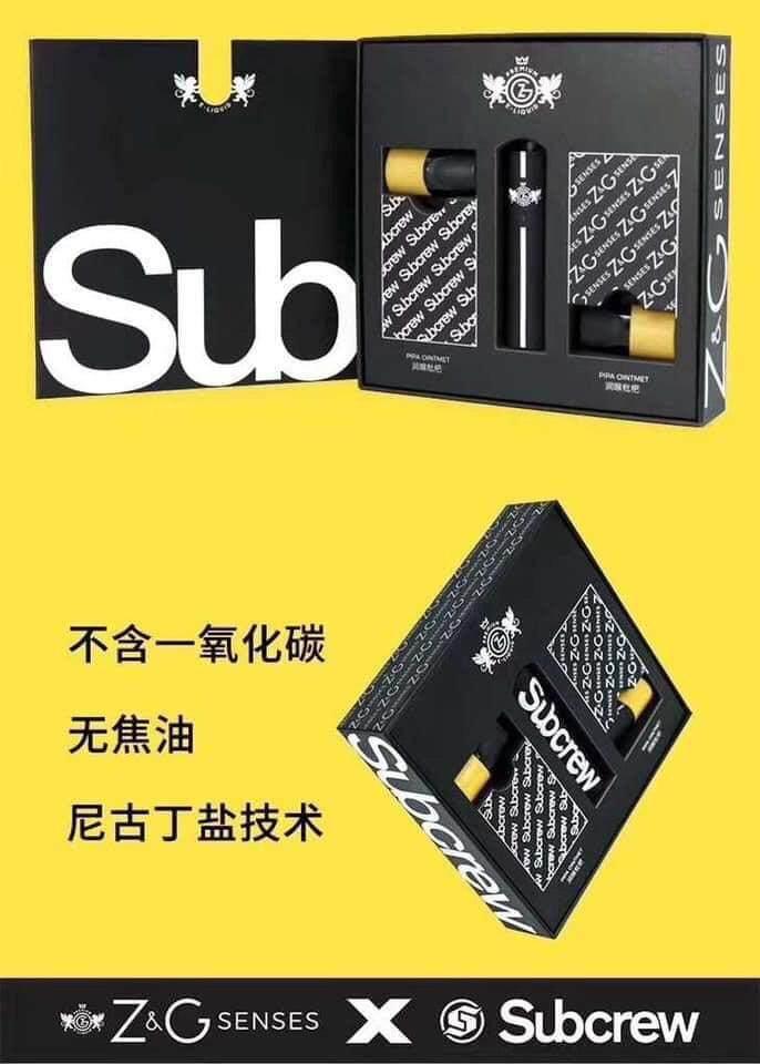 [FREE 2 POD] 100% Original NEW 2019 Z&G Senses Epan 2 Starter Kit  Electronic Cigarette Vape