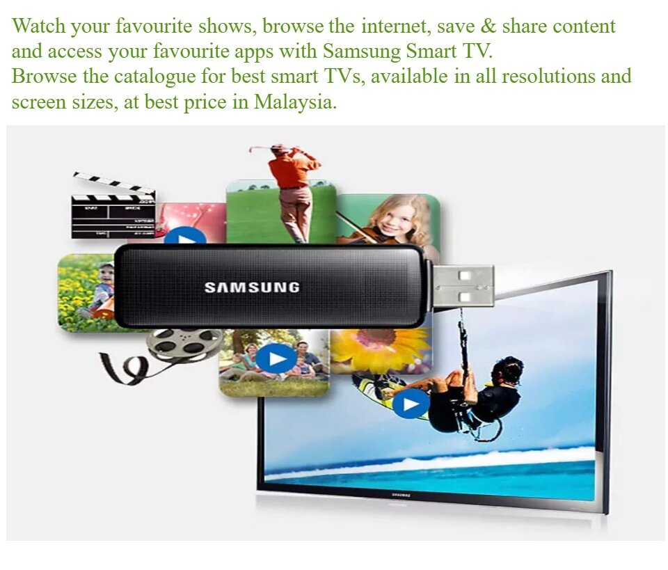 Samsung smart tv 32 inch WIFI/HOTSPOT/BLUETOOTH/USB/HDMI/MOUSE/KEYBOARD  SPORTED, MADE BY SAMSUNG , BRANDED 100%