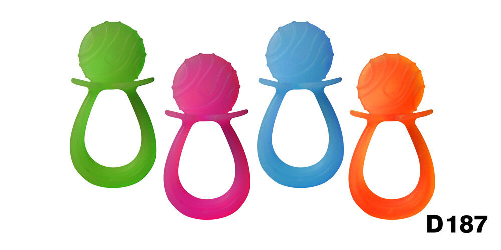 Basilic Silicone Ring Teether