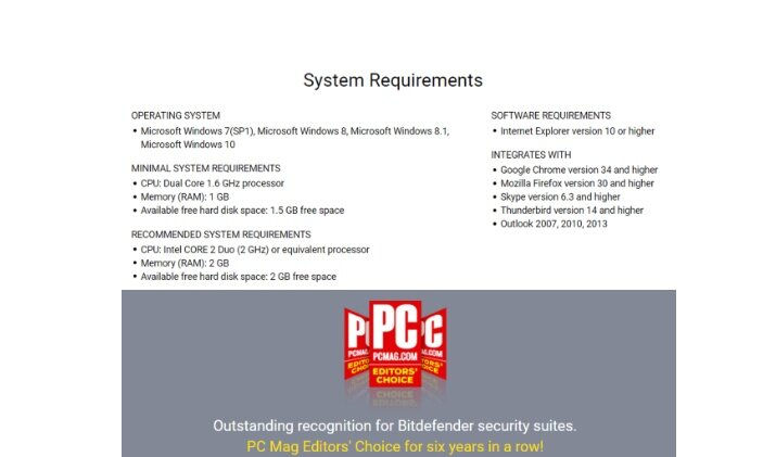 Bitdefender Internet Security 2019 1 User 1 Year 1 Device (Code & Malaysia  Only)