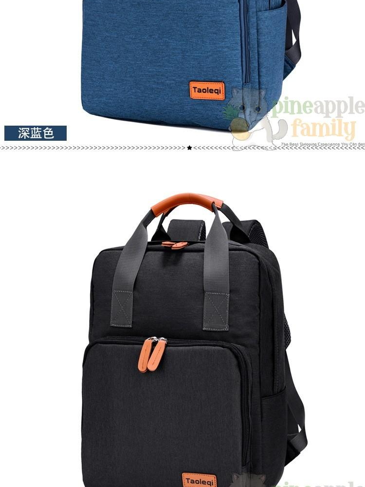 8e0aed361eee MONOKER Men Women Waterproof Nylon Laptop Bag Computer Travel School  Backpack Shoulder Bags