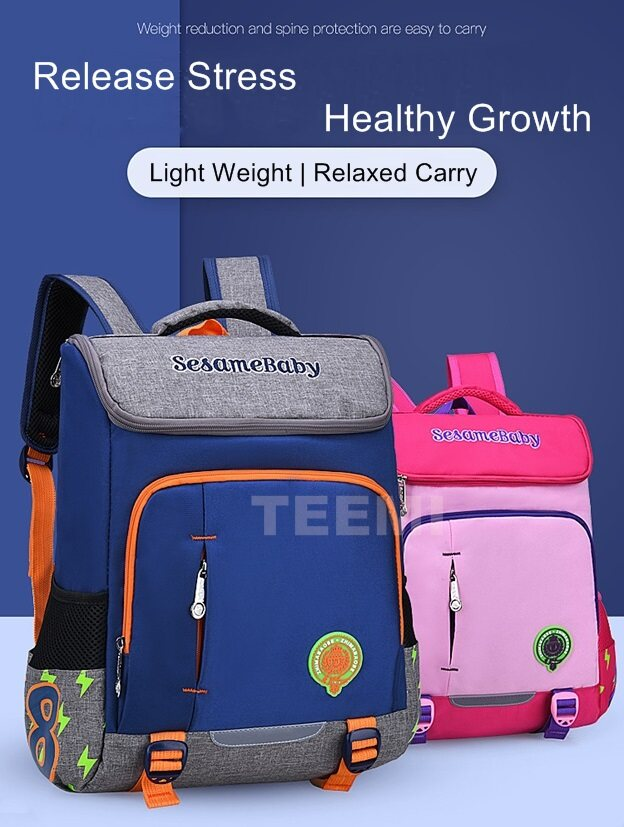71e4041fdc73 TEEMI Space 18 Russian Orthopedic Backpack Top Load Water Resistant ...