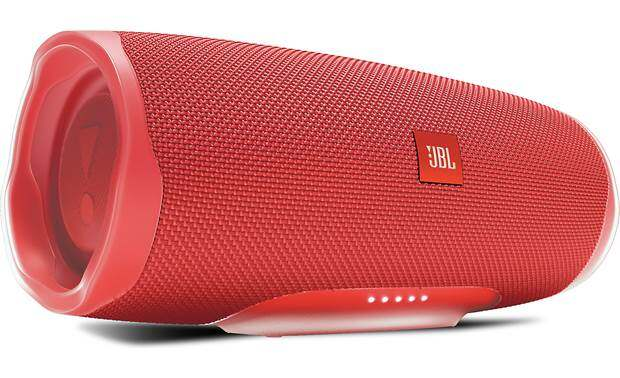 JBL Charge 4 Portable Waterproof Wireless Bluetooth Speaker - 2019 New  Model (GREY)