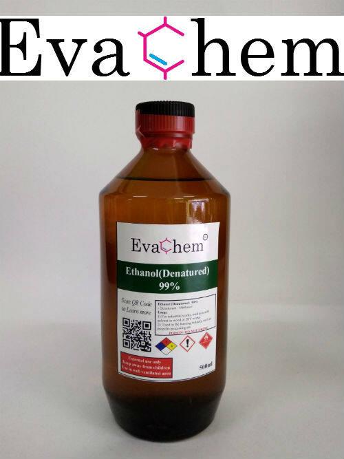 Ethanol/ Ethyl Alcohol 99% (Denatured) 500ml