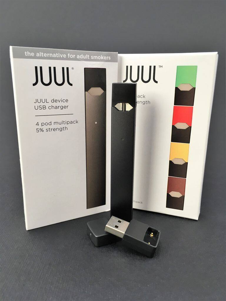 JUUL Starter Kit (Original Import From USA) / Relx / Akso / Ammo T28 / IQOS