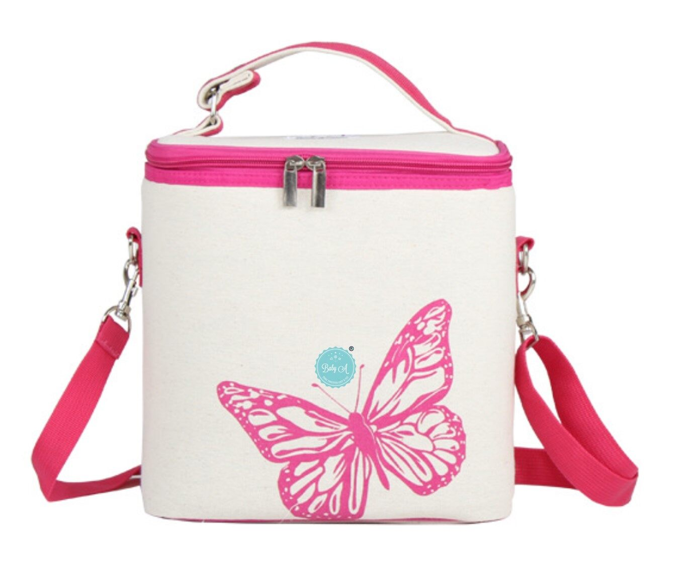 75cb826f061d BABY A Insulated Breast milk Cooler, Baby Bottle Bag, Baby Cooler Bag, Warm  or Cold Lunch Bag