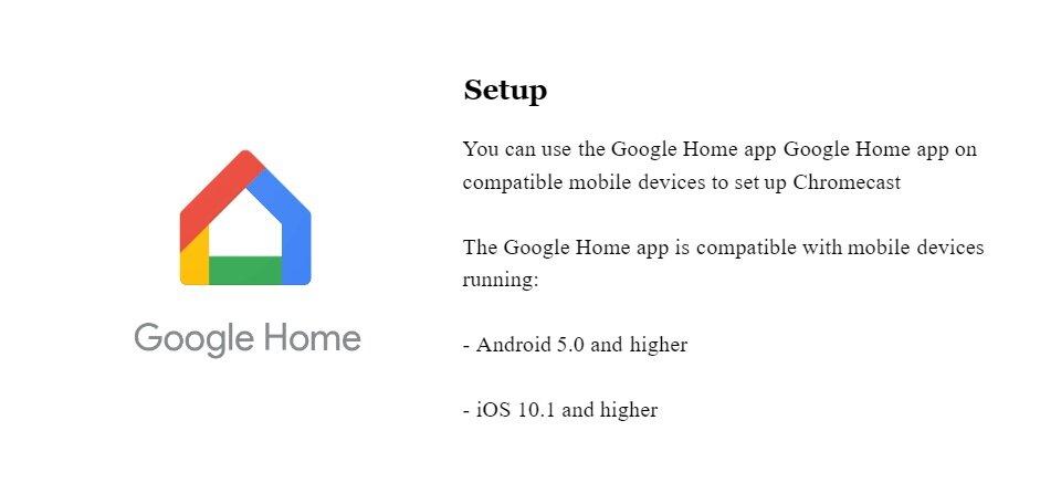 Chromecast App For Android
