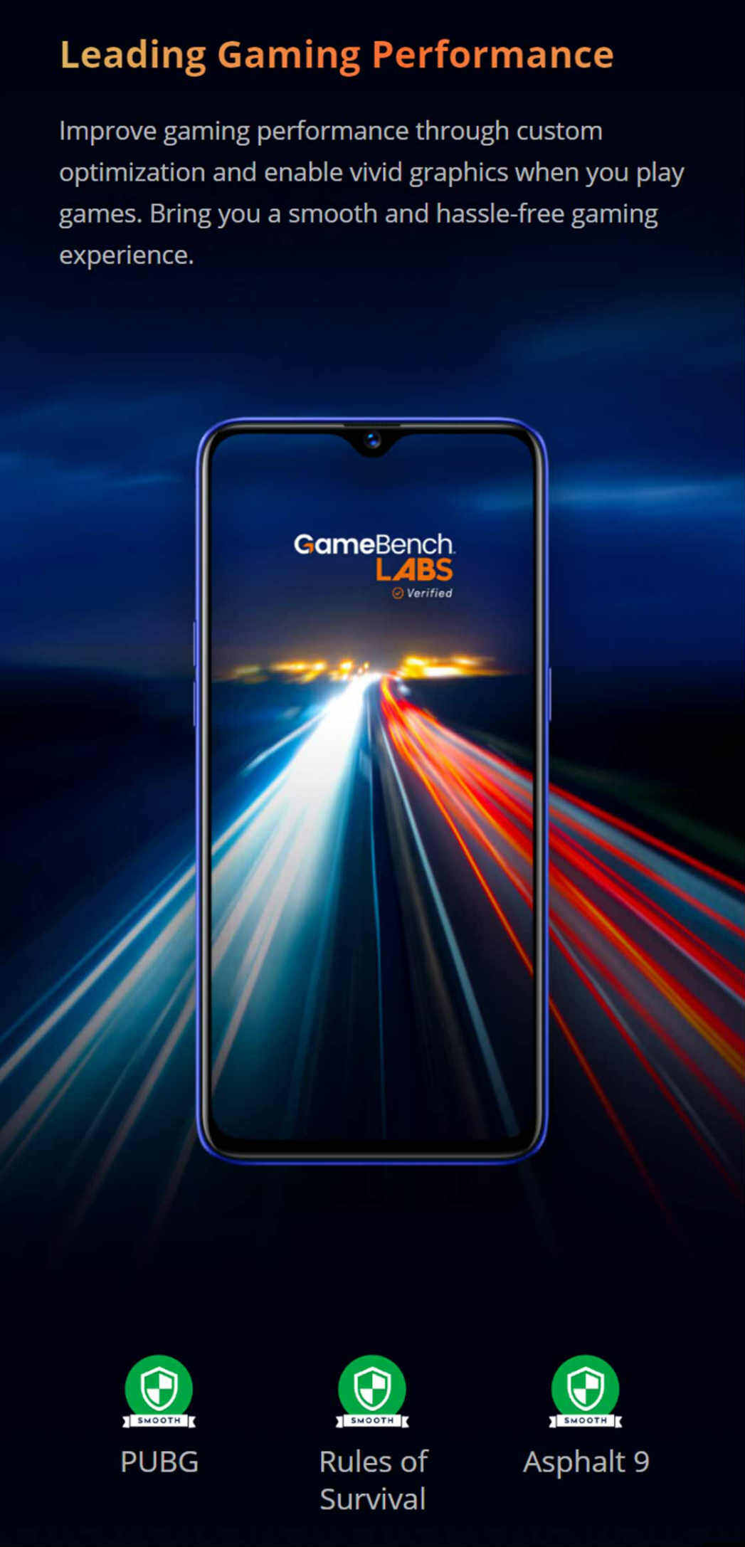 realme 3 Pro 4GB RAM + 64GB ROM, VOOC Flash Charge 3 0 Smartphone