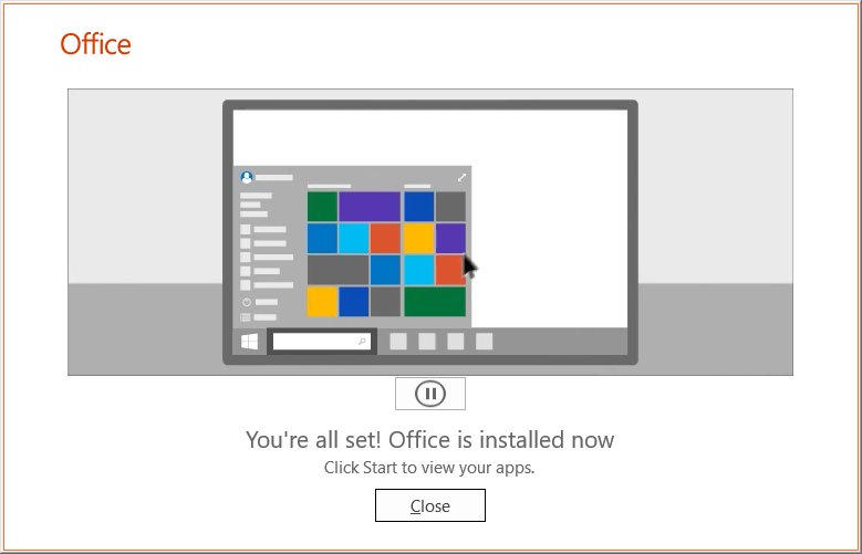 Genuine Microsoft_Office 2019 Professional Plus Lifetime Activation License  Key USB Flash Drive
