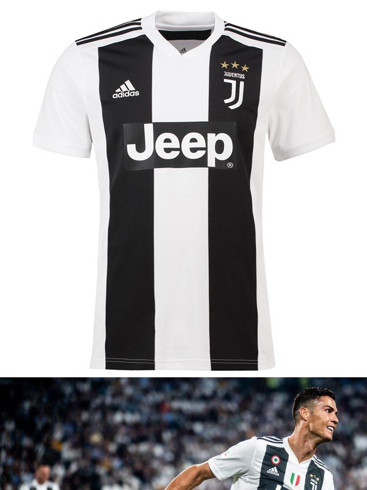 size 40 23ba6 c76d1 Juventus Home New Soccer Jersey Football Jersey Men Clothing RONALDO Jersey  2019/2020