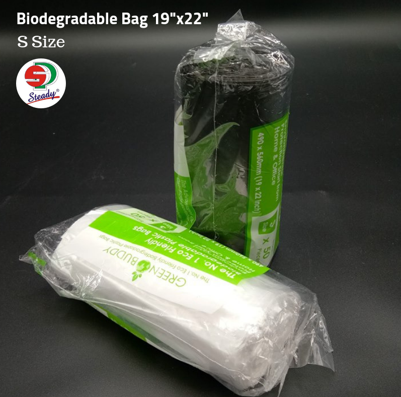 Biodegradable Plastic Bag S 19