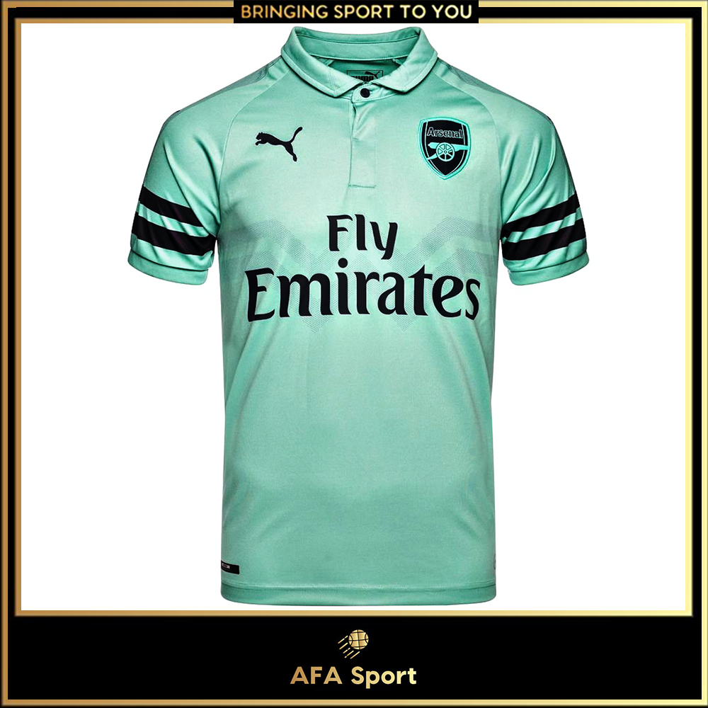lowest price 7edad 6f0d4 Arsenal 3rd Kit Jersey for Men Season 2018/2019 EPL