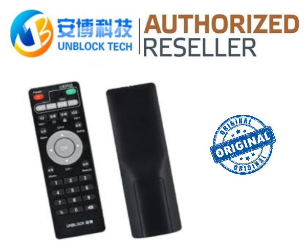Remote Controller For Unblock Tech TV Box