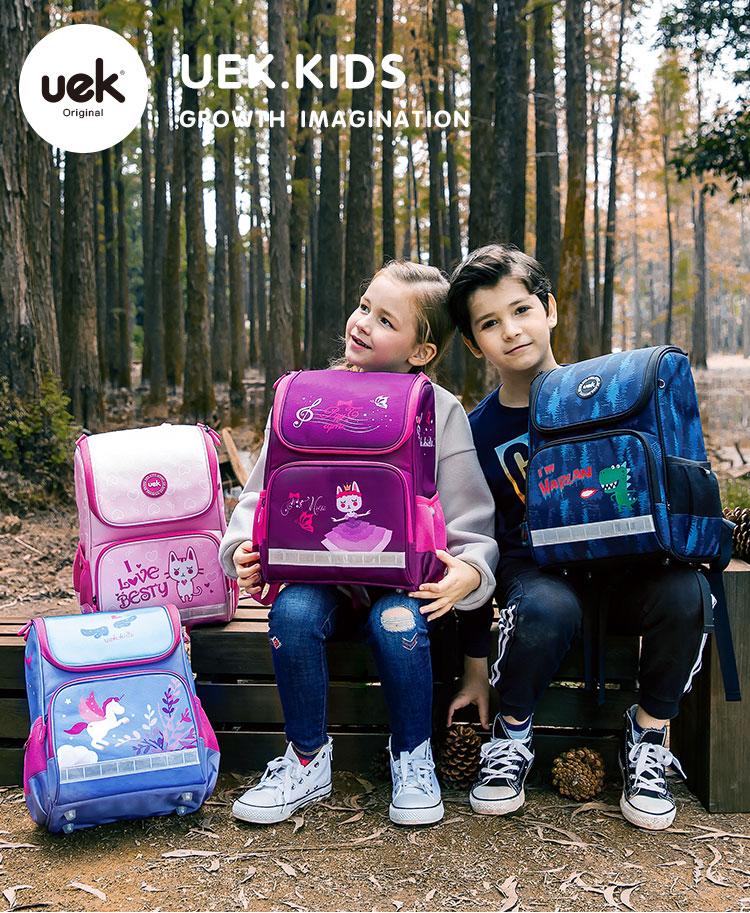 UEK Dinosaur School Bag