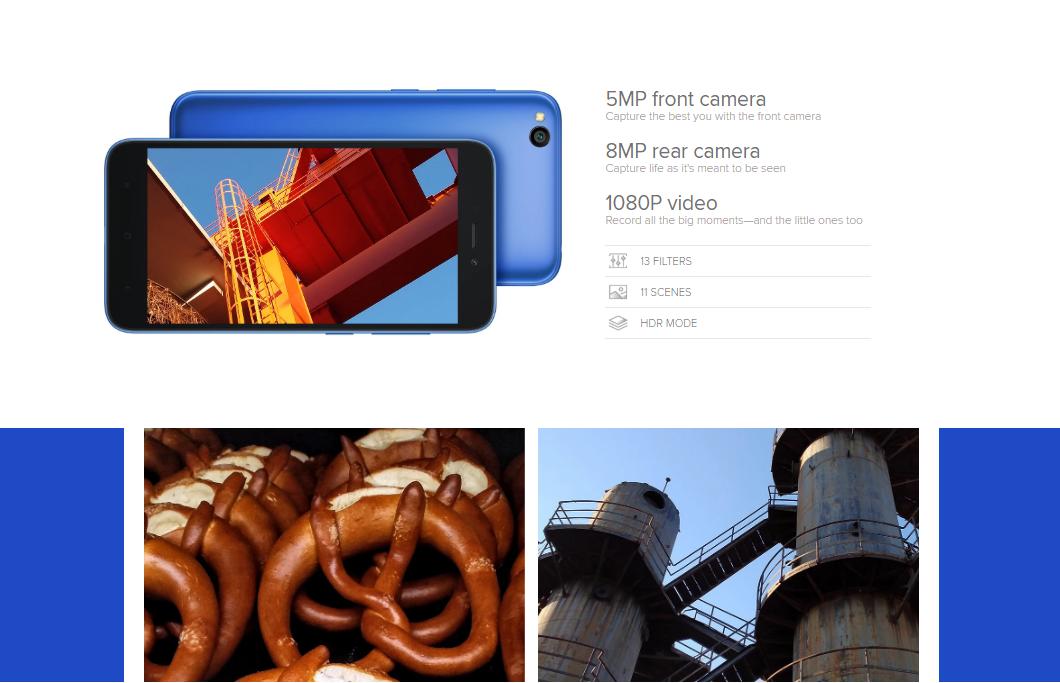 (Ready Stocks) Xiaomi Redmi Go [Android GO Edition 1GB RAM+8GB/16GB ROM]  Original Xiaomi Malaysia Warranty