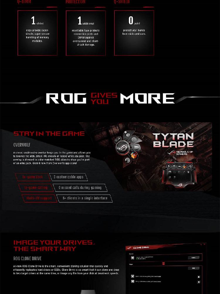 ASUS ROG Crosshair VI Hero Motherboard