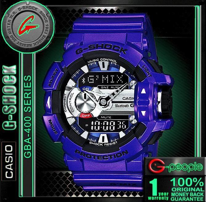 pretty nice 0a5b7 f5b09 CASIO G-SHOCK G MIX GBA-400-2ADR / GBA-400-2A / GBA-400-2 / GBA-400 WATCH  100% ORIGINAL