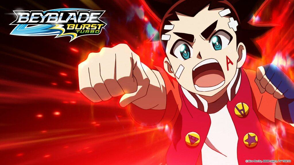 Anime Beyblade Burst Turbo Episode 1 - 51 [ENG SUB]